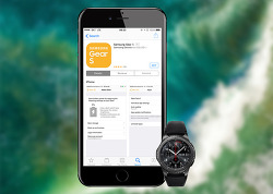삼성, 아이폰용 기어 매니저 앱 2종 배포 시작
