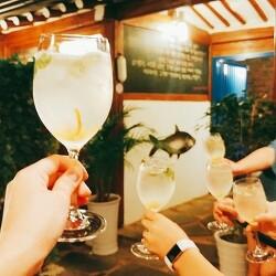 [서촌일지] 후배들과 서촌 음주 투어