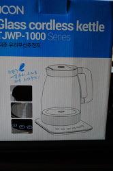 더준 TJWP-1000 맘포트 블랙 사용기
