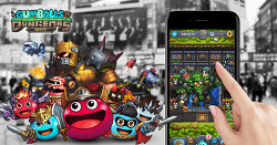 어드벤처 퍼즐 RPG '검볼앤던전' 공식카페 회원 2만 달성! 추가 이벤트 진행