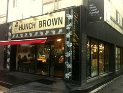 [카페] 헌치 브라운 (Hunch Brown) - 신촌역