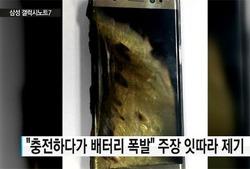 삼성 갤럭시노트7 폭발 원인 분석 결과는?