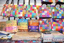 [남대문시장 쇼핑]핸드메이드 조각보,손자수 실크제품 전문점! 몽실이