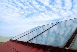 미세먼지 해결, 에너지 생산, 문단속까지 해주는 스마트한 태양광 기술