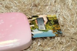 LG 포켓포토4 PD269 포토프린터 스마트폰으로 쉽게 사진 출력