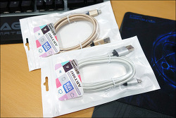 USB 케이블 추천, 5핀 고속충전 아트뮤 케이블