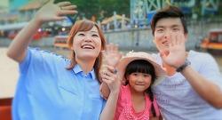 [스티커 in 싱가포르] 가족여행의 영원한 베스트셀러 싱가포르, 우리가족 여행 레시피 만들기!