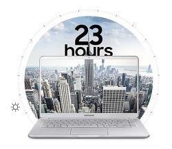 삼성전자 노트북신제품 출시!! 한 번 충전으로 23시간 사용  삼성 노트북9 올웨이즈