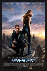 다이버전트(Divergent) 영화 리뷰