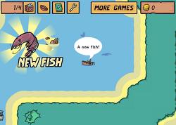 낚시 게임 - Fishy Waters