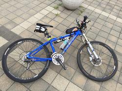 자전거, 세월의 흔적을 보여주다?