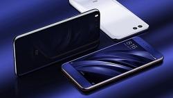 막강 가성비 프리미엄 스마트폰 샤오미 미6(Mi6) 공개! 가격, 스펙, 특징