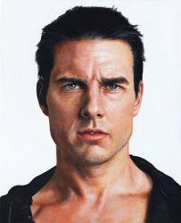 [유화 / 인물화] 톰 크루즈 / Tom Cruise Oil Painting