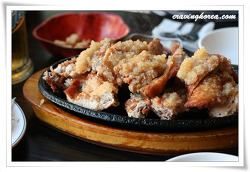 Manull chicken nearby Daerim Station - Harmony of  rich and plain taste