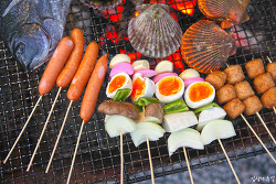 대마도 낚시(8), 낚시 민박집의 식사 클래스(자연산 청돔회 시식기)