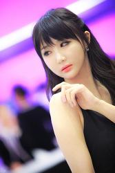 2013 서울모터쇼 SMS 인피니티 부스의 연다빈 님 # 2