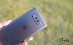 사진으로 느껴보는 LG V20 카메라 특징