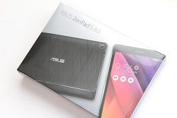 ASUS ZenPad S 8.0 (Z580CA) 개봉 및 디자인
