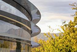 애플 '우주선' 캠퍼스, '애플 파크'로 명명