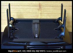 무선 공유기 넷기어 R8000 나이트호크 x6 AC3200 리뷰
