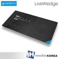CEREVO Live Wedge / LiveWedge, 라이브웻지, HD스위처, HDMI 4채널 비디오 믹서, Live Broadcasting System & Swither