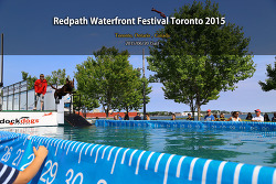 토론토 축제 Redpath Waterfront Festival Toronto 2015 (2015.06.20)