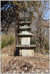 충남 아산 회룡리석탑