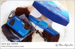 [적묘의 카메라개봉기]캐논파워샷,D30,아웃도어,방수카메라,똑딱이,수중카메라