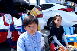 인천 유일의 카부츠 어린이 경제벼룩에 다녀왔습니다!