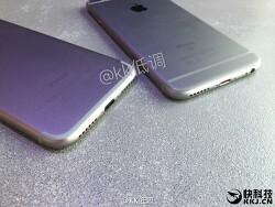 아이폰7 아이폰6s 디자인 비교
