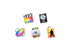 애플, 교육용 프로 앱 번들 발표… 26만 원에 파이널 컷 프로를 비롯한 프로 앱 5종을