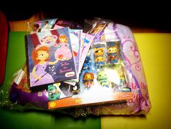 아마존 장난감 구매 - 옥토넛 그리고 디즈니 침낭