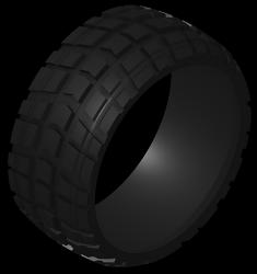 타이어 (Tire) 모델링
