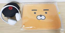 카카오프렌즈 라이언 노트북 파우치 13인치 개봉기
