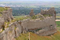 미서부 개척역사의 중요한 이정표였던 네브라스카(Nebraska) 스코츠블러프(Scotts Bluff) 준국립공원