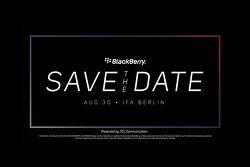 블랙베리 - 8월 30일, 블랙베리 키투 LE 발표 예정?