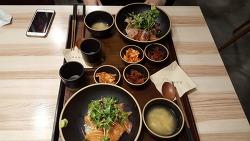 잠실 오늘한밥 : 직접 도정한 오분도미 쌀
