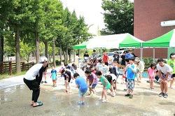 [2017.08.09] 건강한 여름나기 - 워터올림픽