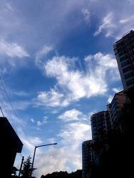 멋진 구름사진~^^