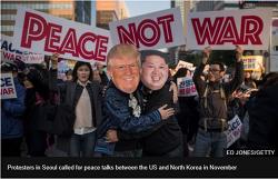 문재인 바보인가 천재인가 - 김정은과 트럼프 회담은 21세기 정치도박이다 (BBC news)