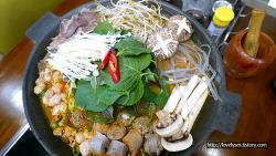 [연산동밥집] 곱창전골이 맛있는 '연산동 오륙도 수제 순대'