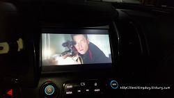 USB의 영화나, 영상들을 차에서 들을때