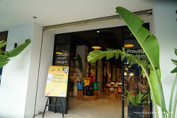 베트남 호치민 쇼핑 세번째 의류 디자인 소품샵 Ginko