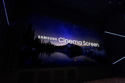 영화 스크린의 변화. 천이 아닌 LED 시네마 스크린 시대가 오고 있다