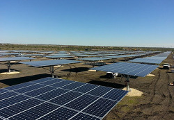 174 Power Global begins building largest solar project in Texas