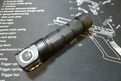 Skilhunt H03 XM-L2 Neutral White Headlamp