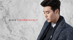2017 F/W 지이크 파렌하이트 with 이종석 화보 공개 - part 1