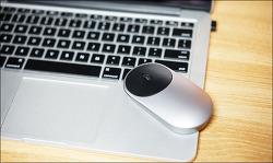 휴대용 마우스 추천, 블루투스 USB 무선 겸용으로 쓸 수 있는 듀얼 마우스, 샤오미 무선 마우스 by 기어베스트 직구