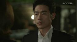 [남자 블랙 수트 추천] 데릴남편 오작두 김강우's 지이크 파렌하이트 블랙수트