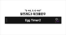 [Alfred3 Workflows Egg Timer2] 알프레드3 워크플로우에 에그 타이머2 추가하기, 맥 추천 프로그램